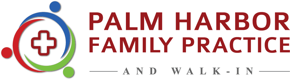 palm harbor family practice palm coast doctor logo